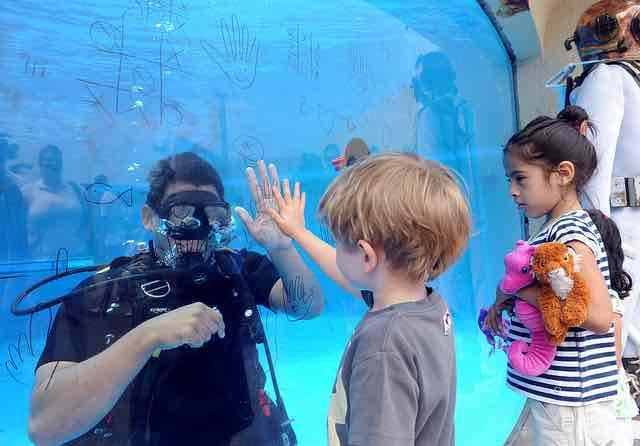 New York City Aquarium